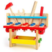 修理拆装工具台男孩玩具儿童过家家维修工具箱套装宝宝