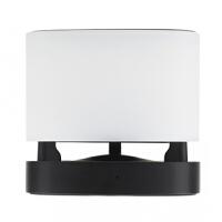 迷你家用卧室无线蓝牙音箱创意小夜灯便携迷你手机音响低音炮 如图 官方标配