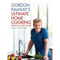 英文原版 戈登・拉姆齐家常菜谱 地狱厨师 Gordon Ramsay's Ultimate Home Cooking