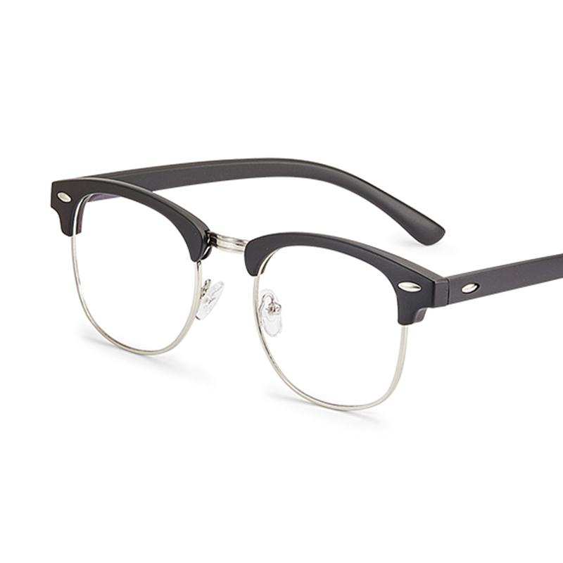眼镜男女防蓝光电脑护目镜无度数眼镜平光镜近视眼镜框韩版 发货周期:一般在付款后2-90天左右发货,具体发货时间请以与客服协商的时间为准