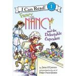 【预订】Fancy Nancy and the Delectable Cupcakes