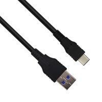 现代(HYUNDAI)HY-01 USB3.1数据线 Type-c接口转换线 公对公 可正反插 诺基亚N1连接线 黑色