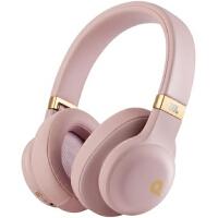 JBL E55BT Quincy版 头戴式耳机 无线蓝牙耳机 手机耳机/耳麦 带线控 玫瑰红/ 天空灰