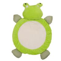 宝宝铺地睡垫爬行垫婴儿床垫子软布水晶绒婴儿爬行毯新生儿躺垫