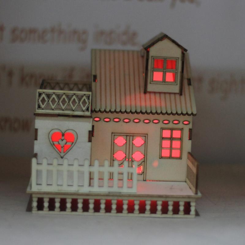 创意木质房子别墅小院带灯存钱罐储蓄罐送男生女朋友儿童生日礼物 发货周期:一般在付款后2-90天左右发货,具体发货时间请以与客服协商的时间为准