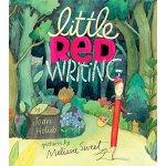 【现货】英文原版 小红铅笔 Little Red Writing 5-8岁儿童趣味写作启蒙 小红帽故事再创作 凯迪克奖