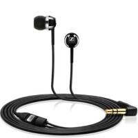 SENNHEISER/森海塞尔 CX1.00 手机入耳式耳塞 重低音耳机 黑色/白色