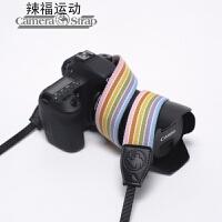 单反微单相机背带 索尼A7M2 A7R2 A5100 A6000A63005T相机肩带