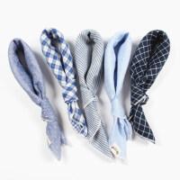 宝宝三角巾纱布小方巾婴儿三角巾口水巾格子方巾
