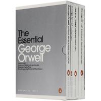 英文原版小说 The Essential Orwell George Orwell 1984 动物庄园 奥威尔 英文版