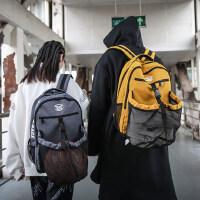 户外运动篮球包训练包篮球袋网ins风大容量学生书包多功能运动背包双肩包