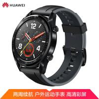 HUAWEI华为 WATCH GT运动版 黑色 华为手表 (两周续航+户外运动手表+实时心率+高清彩屏+睡眠/压力监测