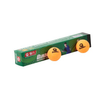 强力 乒乓球 6粒装 标准乒乓球 1142