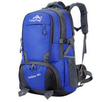新款户外登山包60l大容量双肩包男旅游旅行背包多功能行李背包女