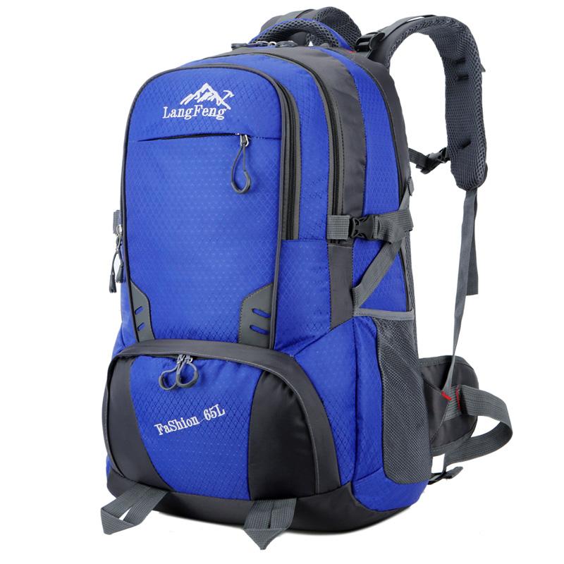 新款户外登山包60l大容量双肩包男旅游旅行背包多功能行李背包女 一般在付款后3-90天左右发货,具体发货时间请以与客服协商的时间为准