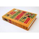 英文原版 秘密花园 The Secret Garden 精装彩绘机关手工立体书 Minalima