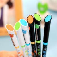 韩国文具浪漫花 lvy小清新中性笔 创意水笔 0.5mm