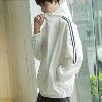 新款春秋季韩版运动夹克休闲外套男士学生潮流百搭宽松上衣服