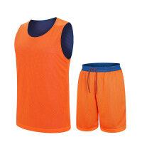 篮球衣双面篮球服套装男夏透气吸汗运动球服队服 定制印号