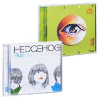 正版唱片乐队的夏天/刺猬乐队专辑 白日梦蓝/生之响往 2CD+歌词本