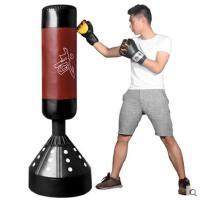 泄气包耐用泰拳沙袋拳击沙袋散打成人不倒翁立式沙包家用健身器材