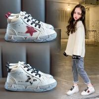 女童�\�有�加�q冬新款�和�小白板鞋