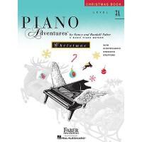 Piano Adventures: Level 3A: Christmas Book 9781616771416