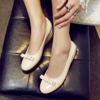 O'SHELL欧希尔新品011-A10-7023韩版坡跟女士单鞋