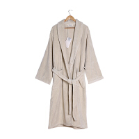 【网易考拉】soft cotton MICRO SOFT Shawlcollar Bathrobes 浴袍 XL号
