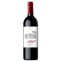 蜜雅庄美乐干红葡萄酒 750ml 法国原瓶进口