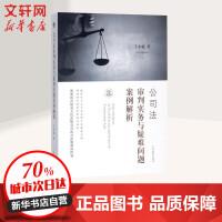 公司法审判实务与疑难问题案例解析 王东敏 著