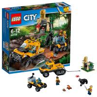LEGO乐高城市系列丛林半履带车任务60159