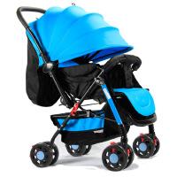 【支持礼品卡】轻便婴儿推车可坐躺一键折叠可换向宝宝手推车g3b
