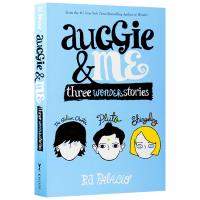Auggie & Me: Three Wonder Stories 奥吉与我:3个关于奇迹的故事 英文原版奇迹男孩番外篇
