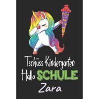 【预订】Tsch?ss Kindergarten - Hallo Schule - Zara: Individuell