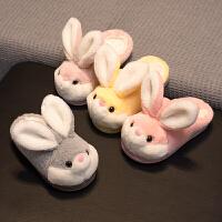 儿童棉拖鞋女童男童幼儿宝宝拖鞋