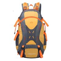 户外登山包男女双肩包防水透气休闲旅行背包16008