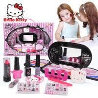 HelloKitty凯蒂猫 儿童化妆品彩妆套装女孩玩具化妆盒过家家礼物