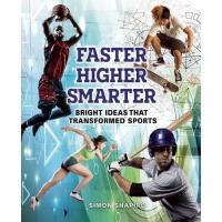 【预订】Faster, Higher, Smarter: Bright Ideas That Transformed