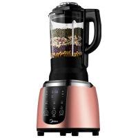 【当当自营】 Midea美的搅拌机(破壁料理机)WBL1021S 加热破壁机 1000W全铜线破壁电机 高硼硅玻璃杯榨汁机搅拌机