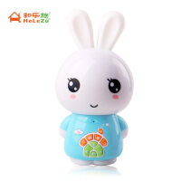 男孩和乐兔早教机 儿童音乐故事机 可充电下载宝宝0-1-2-3-6周岁婴儿 益智启蒙早教