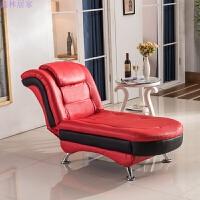 单人沙发躺椅 懒人沙发创意 休闲午休贵妃椅客厅折叠沙发床