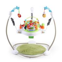 儿童带娃神器 宝宝跳跳椅婴儿弹跳健身架0-1岁玩具3-6-12个月 +10cm增高管