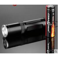 简单精致迷你便携面膜验钞紫外线灯荧光剂检测灯笔365nm紫光灯照玉手电筒