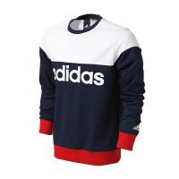 adidas阿迪达斯男装卫衣2016新款套头衫运动服AZ8347