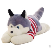 哈士奇公仔毛绒玩具狗狗抱枕玩偶布娃娃儿童女生礼物