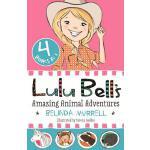【预订】Lulu Bell's Amazing Animal Adventures: 4 Books in 1