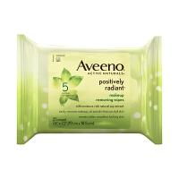 【网易考拉】Aveeno 艾维诺 卸妆湿巾 25片/包 孕妇可用