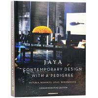 Jaya Contemporary Design with a Pedigree 贾雅作品集 当代设计系谱 室内空间设计书籍