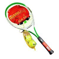强力单人练习回弹网球拍初学者男女单人训练套装带线带球运动健身 普通版(两球 三线 一拍套)
